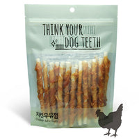 Think Your Dog Teeth Chicken Milk Gums (24 Pieces)