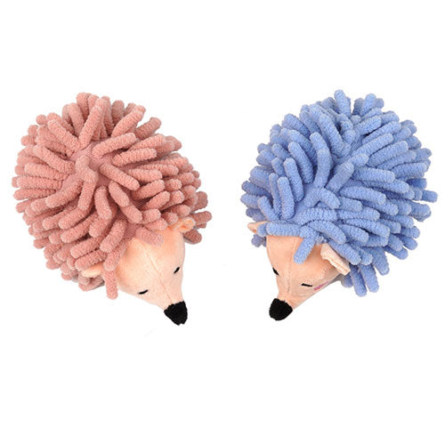 Microfiber Hedgehog Toy