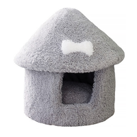 Cozy Mushroom Bed House (4 Colors)