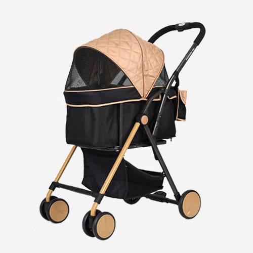 Foldable Pet Stroller