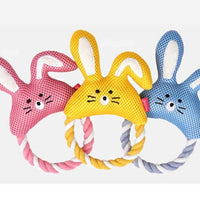 Bunny Rope Ring
