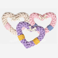 Pastel Heart Rope