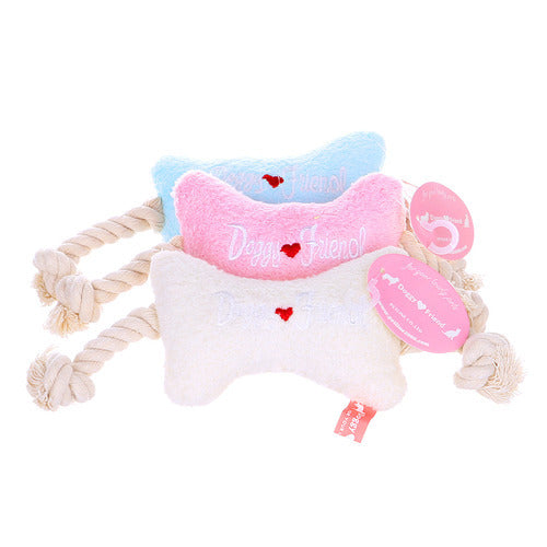 Little Bone & Rope Toy