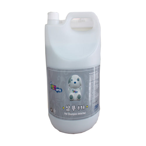 White Coat Shampoo 4L