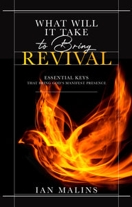 What will it Take to Bring Revival - Book (New Release!) - Omega Discipleship Ministries
