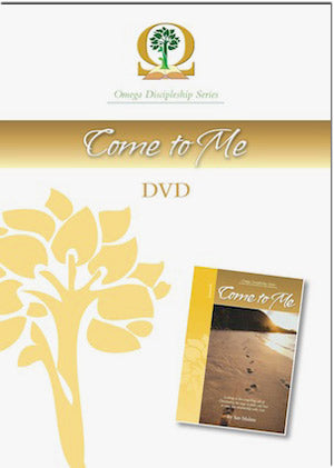 Discipleship Series – Book 1: Come To Me - for seekers DVD - Omega Discipleship Ministries