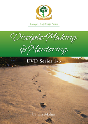 Discipleship Series - Disciple-Making and Mentoring - DVD Series - Omega Discipleship Ministries