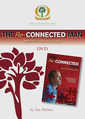 The Reconnected Man – Book 1 DVD - Omega Discipleship Ministries