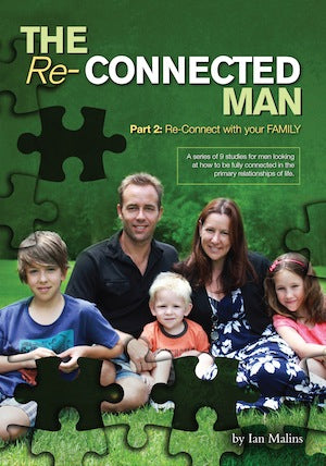 The Reconnected Man – Book 2 - Omega Discipleship Ministries