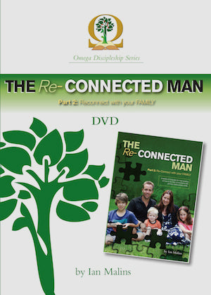 The Reconnected Man – Book 2 DVD - Omega Discipleship Ministries