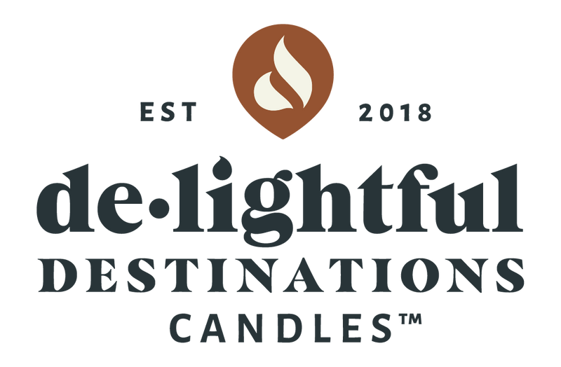 De-lightful Destinations™ is a collaboration of the senses. Th The original poster artwork by the award-winning Anderson Design Group is inspired by the national parks and represents an exclusive partnership with De-lightful Destinations™.  Where will our fragrances take you?