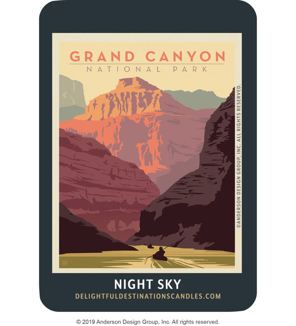 Grand Canyon Air Freshener
