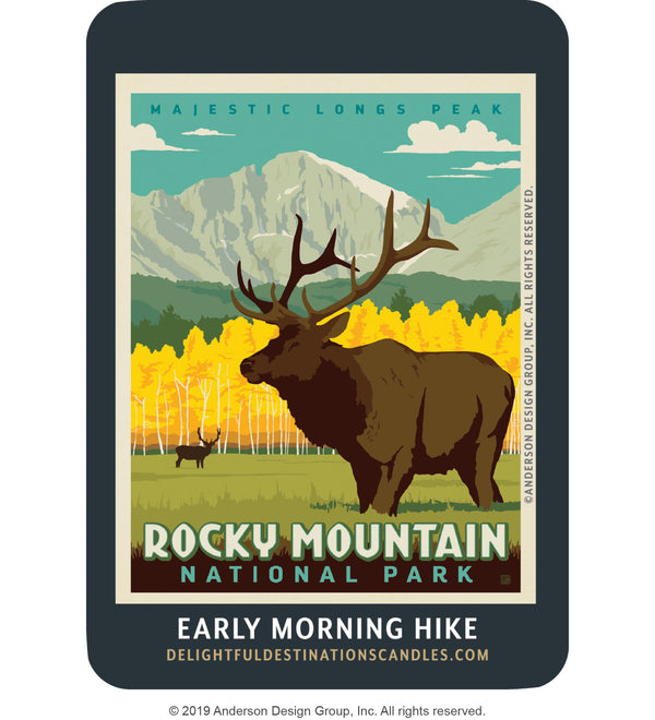 Rocky Mountain Air Freshener
