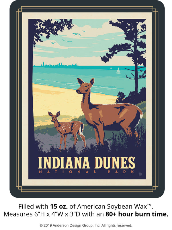 Indiana Dunes National Park: Deer