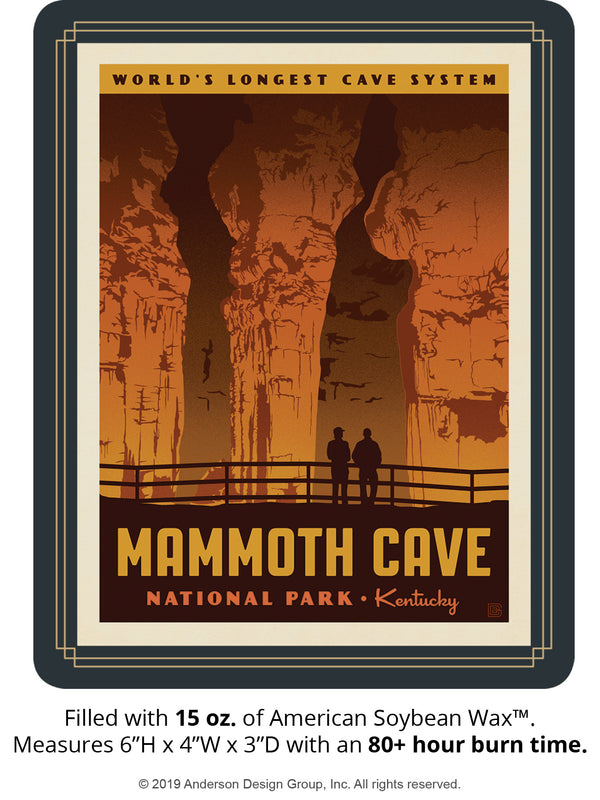 Mammoth Cave Keepsake Jar