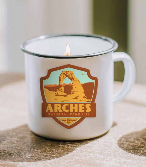Arches Enamelware