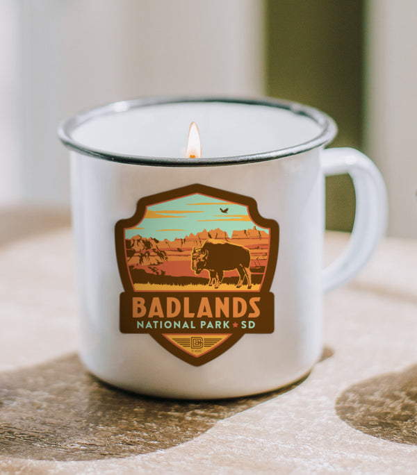 Badlands Enamelware