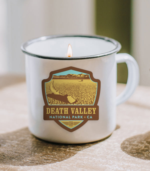 Death Valley Enamelware