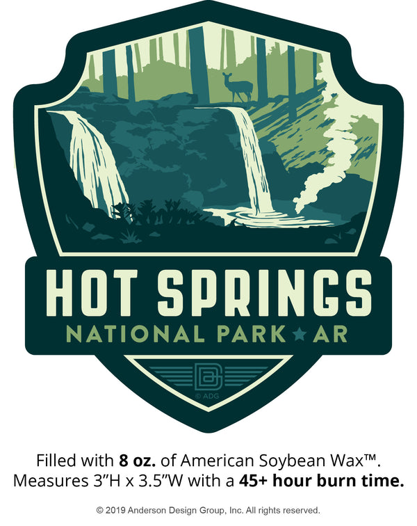 Hot Springs Enamelware