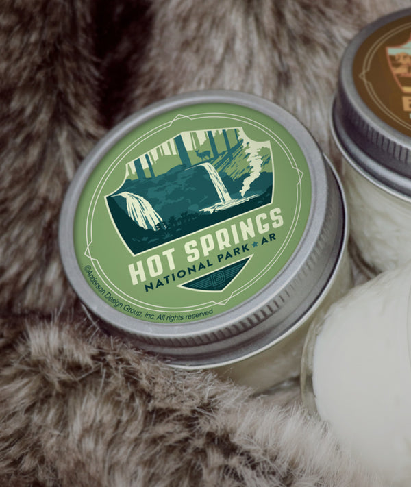 Hot Springs Mini Jar