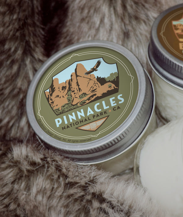 Pinnacles Mini Jar