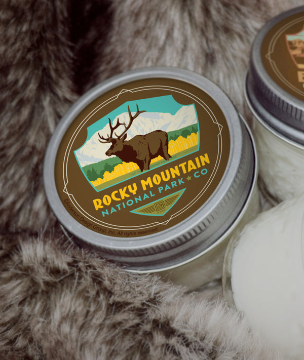 Rocky Mountain Mini Jar
