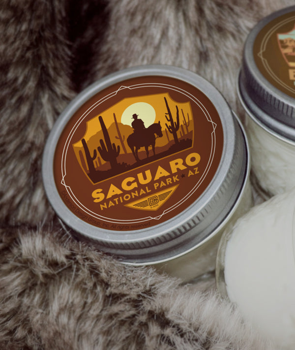 Saguaro Mini Jar