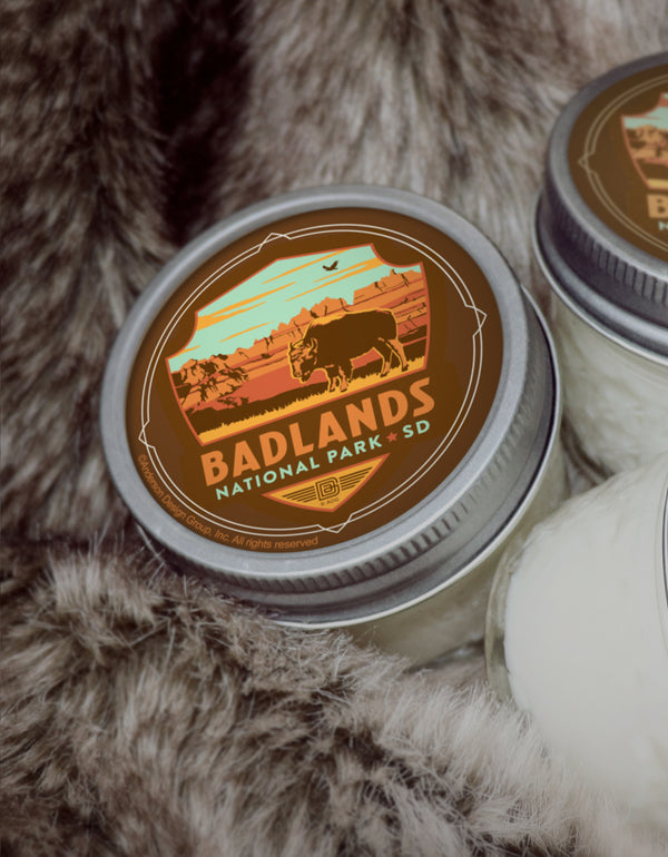 Badlands Mini Jar