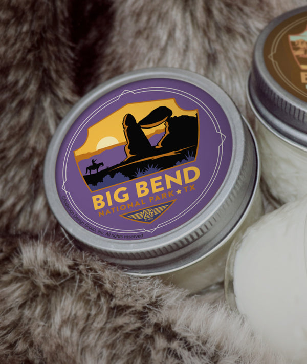 Big Bend Mini Jar