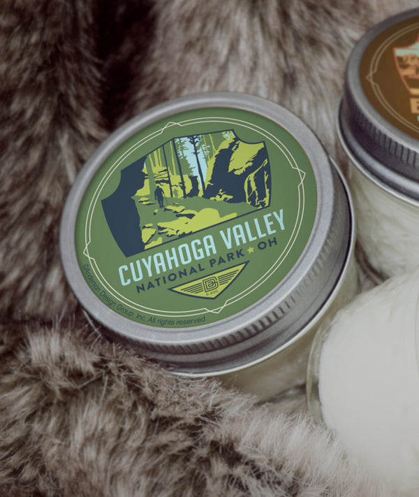 Cuyahoga Valley Mini Jar
