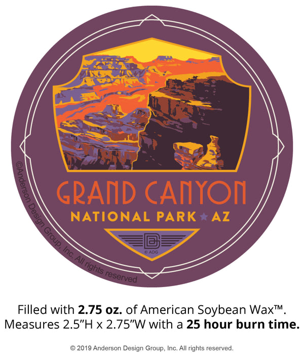 Grand Canyon Mini Jar