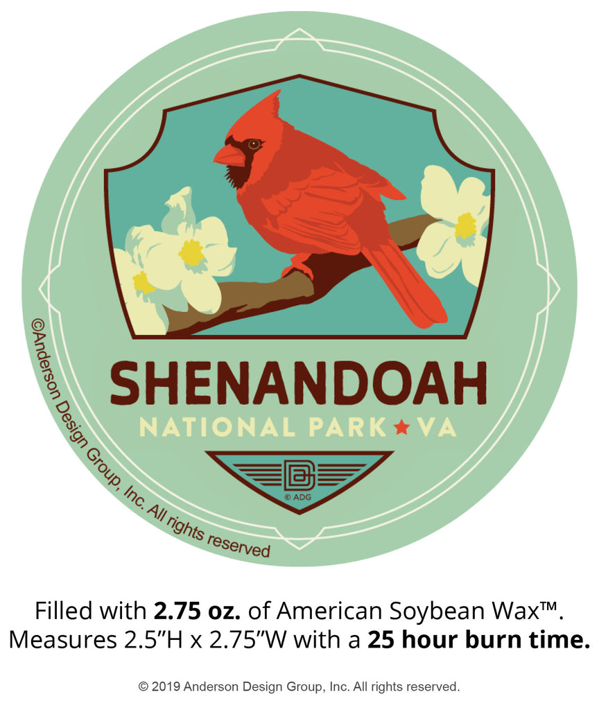 Shenandoah Mini Jar