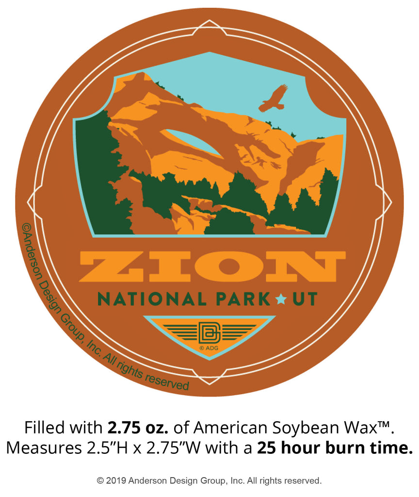 Zion Mini Jar