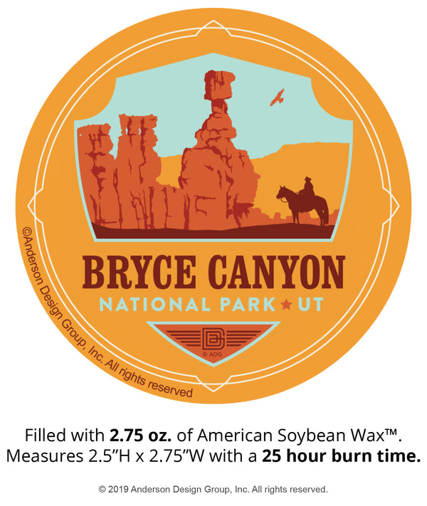 Bryce Canyon Mini Jar