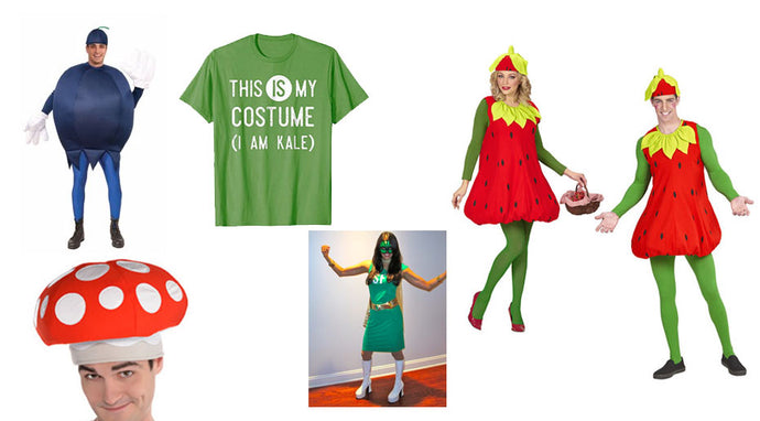 5 Super(food) Costumes for this Halloween