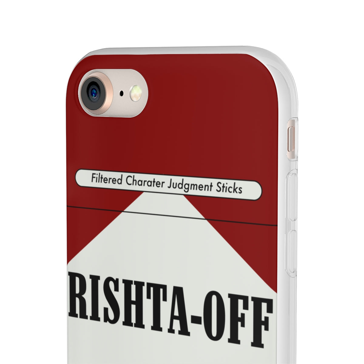 Rishta-Off iPhone cover