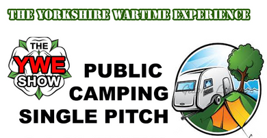 PUBLIC CAMPING SINGLE PITCH