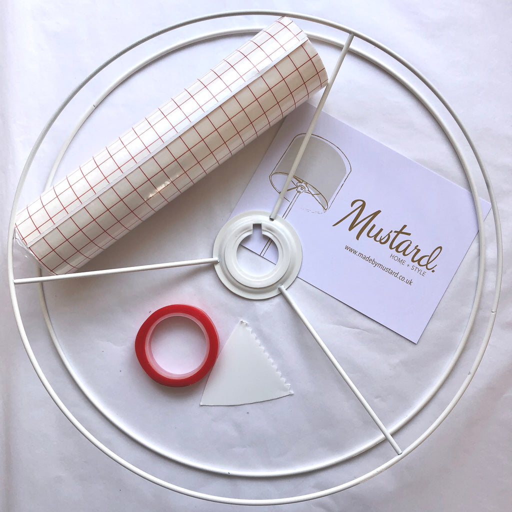 Lampshade Making Kit - 20cm