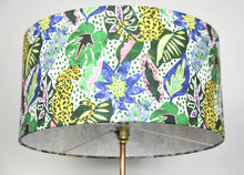 Load image into Gallery viewer, Jungle leopard lampshade
