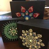 Hand Painted Decorative Box