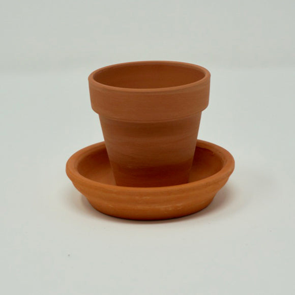 2 in. Terracotta Planter