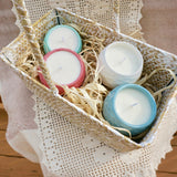 White Sage Springtime Candle
