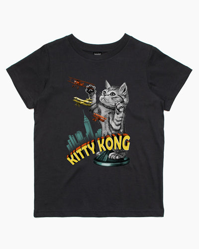 Kitty Kong Kids T-Shirt Australia Online