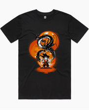 The Boy with the Dragon T-Shirt Australia Online