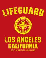 Baywatch Lifeguard T-Shirt Australia Online