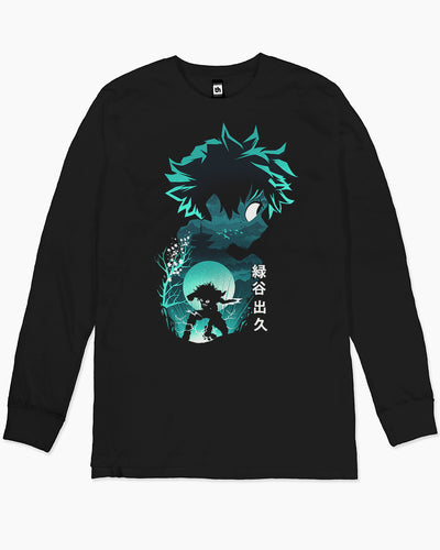Anime Hero Izuku Long Sleeve Australia Online