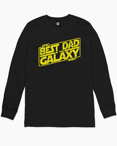 Best Dad in the Galaxy Long Sleeve Australia Online