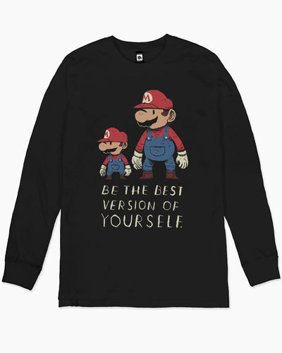 The Best Version of Yourself Long Sleeve Australia Online