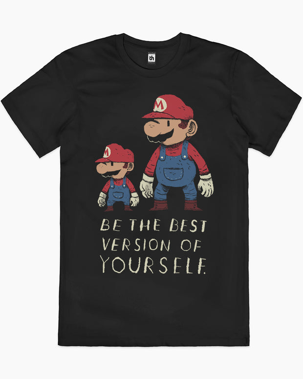 The Best Version of Yourself T-Shirt Australia Online