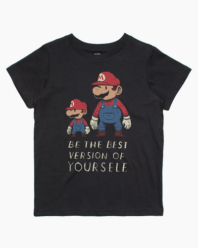 The Best Version of Yourself Kids T-Shirt Australia Online